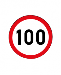 Speed Limit (Code: R201)